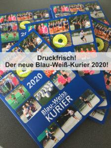 Der neue Blau-Weiß-Kurier 2020