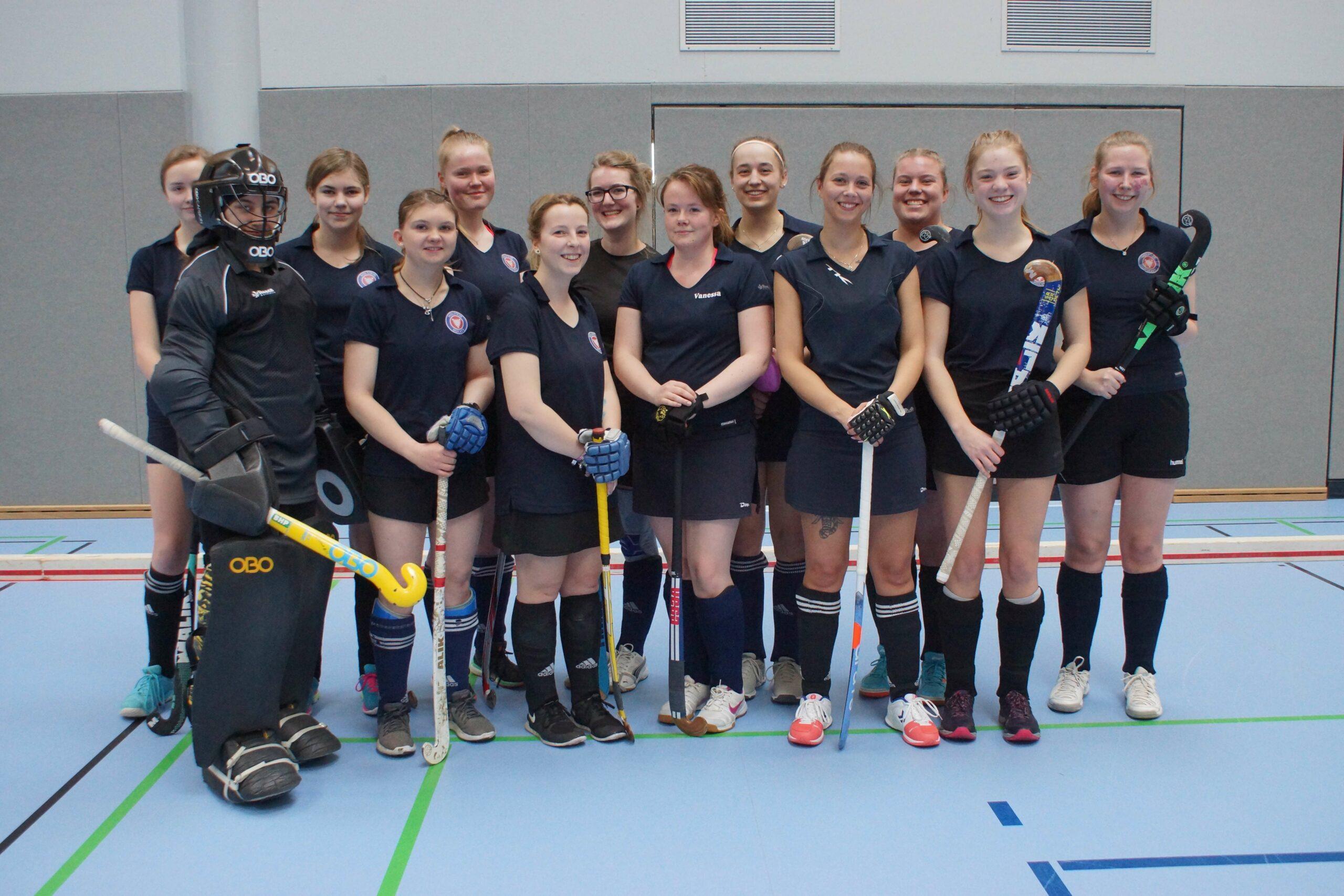Neustart der Hockey-Damen
