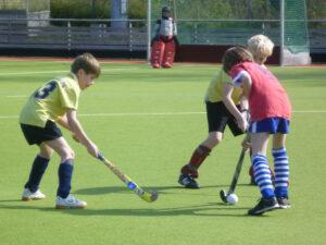 Hockey-Schnuppertraining für Jungs und Mädchen