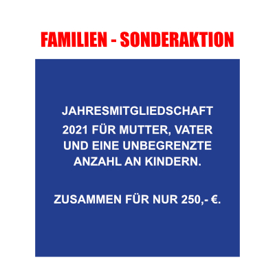 You are currently viewing Familien-Sonderaktion