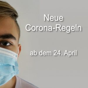 Read more about the article Neue Corona Regeln 7.0