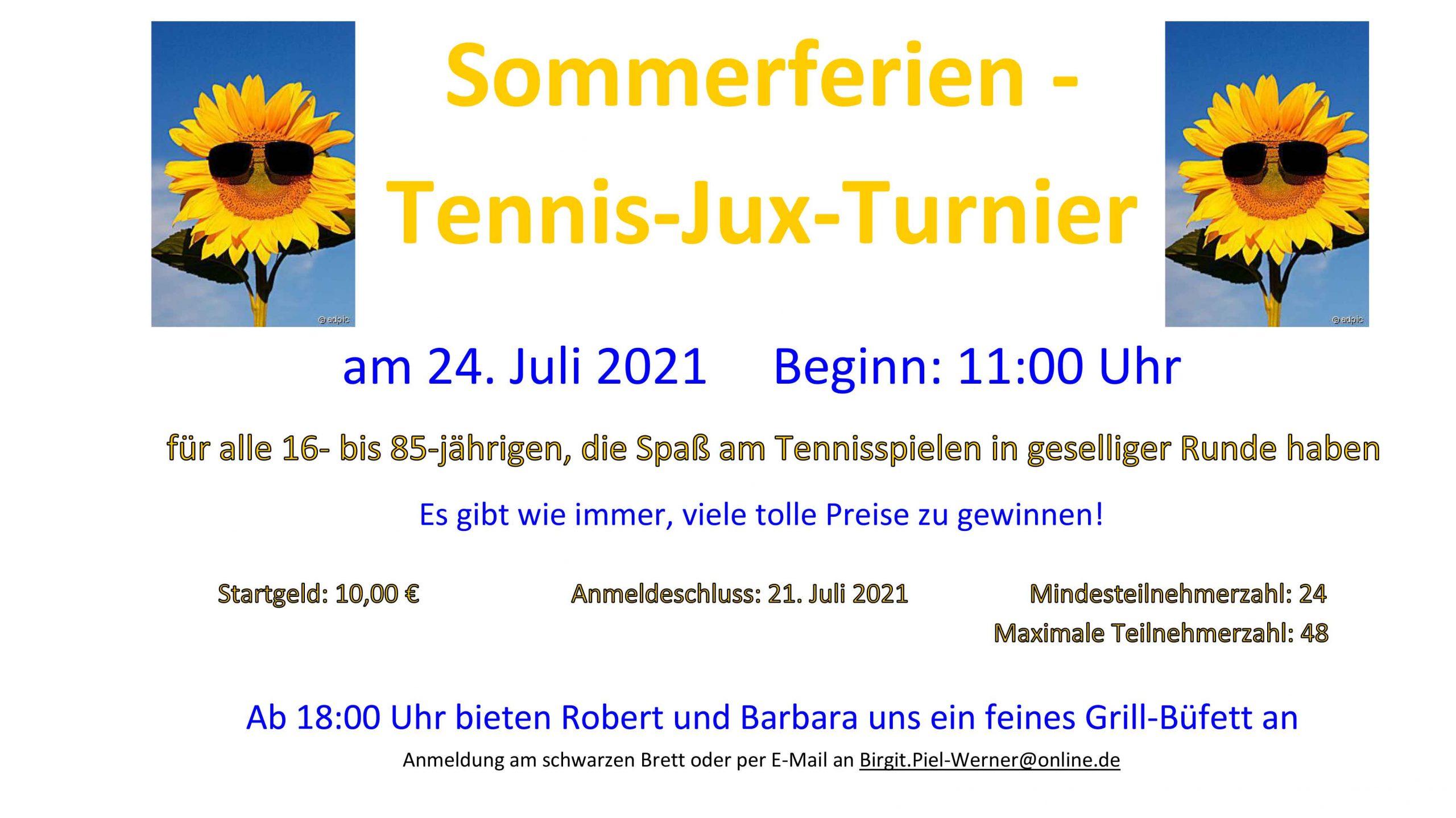 You are currently viewing Sommerferien Turnier-Ausschreibung