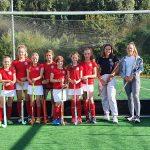 Unsere Hockeymädchen suchen Mitspielerinnen