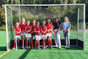 Read more about the article Unsere Hockeymädchen suchen Mitspielerinnen